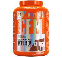 Extrifit CFM Instant Whey 80 ledová káva 2270 g - protein