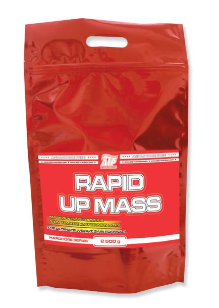 ATP RAPID UP MASS 2500g vanilka